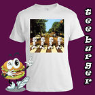 RARE Star Wars Funny Stormtrooper Abbey Road Retro Vintage Mens T-SHIRTS S-5XL