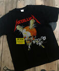 METALLICA Tour Concert Damage Inc Tour 1991 T Shirt Metal Band Tee 90's. REPRINT