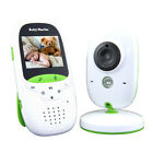 2.0 Inch Wireless Digital Color LCD Baby Monitor Camera Night Vision Audio Video