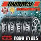 205 40 17 84W UNIROYAL RAINSPORT 5 AMAZING( A )RATED WET GRIP TOP QUALITY TYRES
