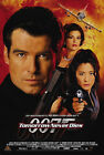 Tomorrow Never Dies 3 Movie Poster Canvas Picture Art Print Premium A0 - A4 £10.49 GBP on eBay