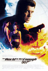 The World Is Not Enough 3 Movie Poster Canvas Picture Art Print Premium A0 - A4 £15.66 GBP on eBay