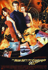 The World Is Not Enough 4 Movie Poster Canvas Picture Art Print Premium A0 - A4 £15.66 GBP on eBay