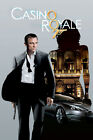 Casino Royale 7 Movie Poster Canvas Picture Art Print Premium Quality A0 - A4 £5.99 GBP on eBay
