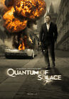 Quantum of Solace 5 Movie Poster Canvas Picture Art Print Premium A0 - A4 £10.49 GBP on eBay