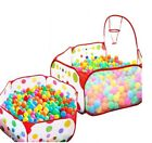 Portable Foldable Baby Playpen Child Indoor Outdoor Ball Pool Safety Play Yard