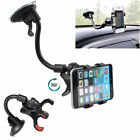 Car Windshield Suction Mount Holder Stand For Samsung Galaxy S7 Edge S8 S9 Plus