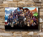 N0433 Game Of Thrones All Characters 8x12 20x30 24x36 Silk Poster Art