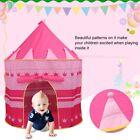 Portable Pop Up Kids Play Tent Girls Princesses Castle Fun House Pink Indoor FB