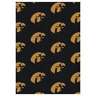 Iowa Hawkeyes Milliken NCAA Team Repeat Indoor Area Rug