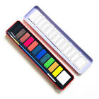 New Pigment Artist Palette Paint Tube Solid Watercolor for Watercolour Painting