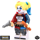 DC Batman Superman Minifiguren Joker Harley Quinn Justice League Minifigur Bane