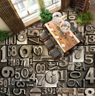 3D Fashion Text Art 13 Floor Wall Paper Wall Print Decal Wall Deco AJ WALLPAPER