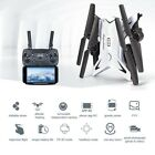 KY601S Drone RC Quadcopter with Remote Control HD Camera 1080P Foldable Aircraft