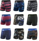 SAXX VIBE BOXER BRIEF MEN'S MODERN FIT BOXER SHORTS - NEW 2017
