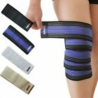 Elastic Gym Wrist Knee Ankle Sports Support Bandage Elbow Brace Wrap Band USA $5.88 USD on eBay