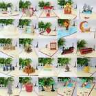3D Pop Up Card Wedding Holiday Tower Anniversary Invitations Greeting Cards