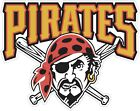 Pittsburgh Pirates MLB Color Die Cut Decal Sticker Choose Size cornhole on Ebay