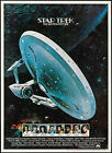 Star Trek: The Motion Picture 4 Movie Poster Canvas Picture Art Print A0 - A4 on eBay
