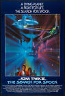 Star Trek III: The Search for Spock 2 Movie Poster Canvas Picture Art A0 - A4 on eBay