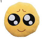LX_ EG_ BA_ EMOJI PILLOW SOFT YELLOW CUSHION EMOTION STUFFED PLUSH TOY DOLL 13