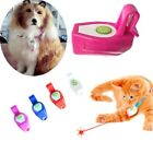 Interactive Mini Collar Laser Toy Light Training Funny Pet Dog Cat Play Infrared