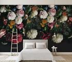 3D Lush Flowers 016 Wall Paper Exclusive MXY Wallpaper Mural Decal Indoor AJ