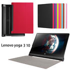 For Lenovo Yoga Tab 3 10.1 YT3-X50F/M Tablet Folio Leather Case Stand Cover