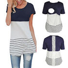 Внешний вид - Maternity Clothes Breastfeeding Shirt nursing Lace Top For Pregnant Women Casual