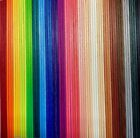 Packs Of 25 Coloured Fibre Diffuser Reed Sticks 20cm - Over 20 Colours Available
