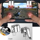 Pair PUBG Mobile Game Fire Button Phone Gaming Trigger L1 R1 Shooter Controller