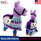 Fortnite Loot Llama Plush Toy Figure Doll Soft Stuffed Cute Animal Toys Gift