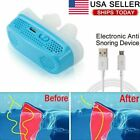 Electric MiniCPAP Anti Snoring Device for Sleep Apnea Stop Snore Aid Stopper $10.99 USD on eBay