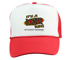 Trucker Hat Cap Foam Mesh It's A Doctor Thing You Wouldn't Understand