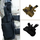 Practical Airsoft Military Tactical Pistol Drop Leg Thigh Holster Pouch EM