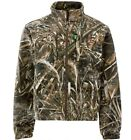 Drake Waterfowl MST Layering Fleece Full Zip Jacket Waterproof & Windproof DW215Coats & Jackets - 177868