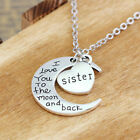 Best Sister Big Little Sister Birthday Gift Necklace Bracelet Key Ring Friends