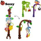 Sozzy Baby Stroller/Bed/Crib Hanging Toys For Tots Cots rattles seat cute plush