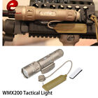 Airsoft WMX200 Tactical Light Fixed Rail Mount With IR Light