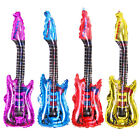 New Fashion 85*30cm Inflatable Blow up Guitar For Kids Play Toy Party Props 9UK