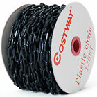 Plastic Chain with Endless Applications in Crowd Control Safety Barrier 125 FT