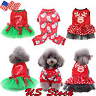 Christmas Costume Pet Dog Clothes Cute Clothes For Small Dog Cloth Costume Dress
