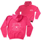 FB Cycling Hoodie Tired Of Being Ugly Novelty Birthday Christmas Hoody Jumper