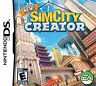SimCity Creator (Nintendo DS, 2008) GAME ONLY