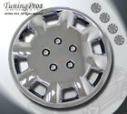 """Chrome Rims Cover Wheel Skin Cover 15"""" Inch Hubcap -Style 326 15 Inch Qty 4pcs-"""