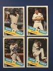 2018 TOPPS HERITAGE HIGH NUMBER NOW AND THEN INSERTS YOU PICK MINT FREE SHIP