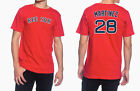 J. D. Martinez Boston Red Sox MLB #28 Jersey Style Mens Graphic T Shirt on Ebay
