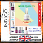 INDIGO nails lab OUTLET gel polish hybrid top coat base Siwiec gel Builder NEW