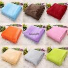 Warm Thick Flannel Sofa Throw Blankets on Bed Home OO55 03 image
