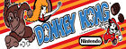Top Holiday Gifts Donkey Kong Arcade Marquee For Reproduction Header/Backlit Sign